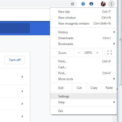 Merubah Bahasa di Browser Google Chrome