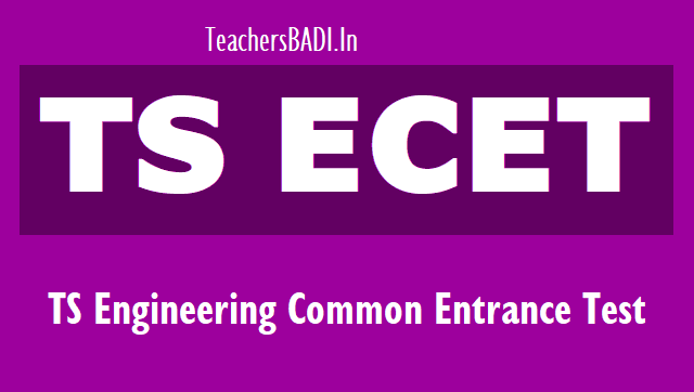 #tsecet 2018,telangana engineering common entrance test 2018 schedule,hall tickets,results,ts ecet,tsche ecet,exam date,last date,online application form,http://ecet.tsche.ac.in/
