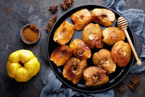 Sütőben sült, fahéjas-mézes birsalma: egyszerű, mégis mennyei desszert