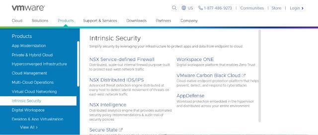 vmware antivirus solution for windows server