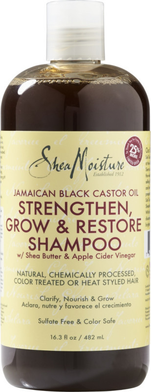 best sulfate free moisturizing shampoo for natural hair