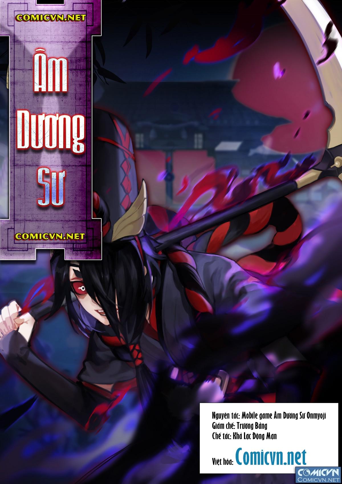 Âm Dương Sư Chap 10 - Next Chap 11