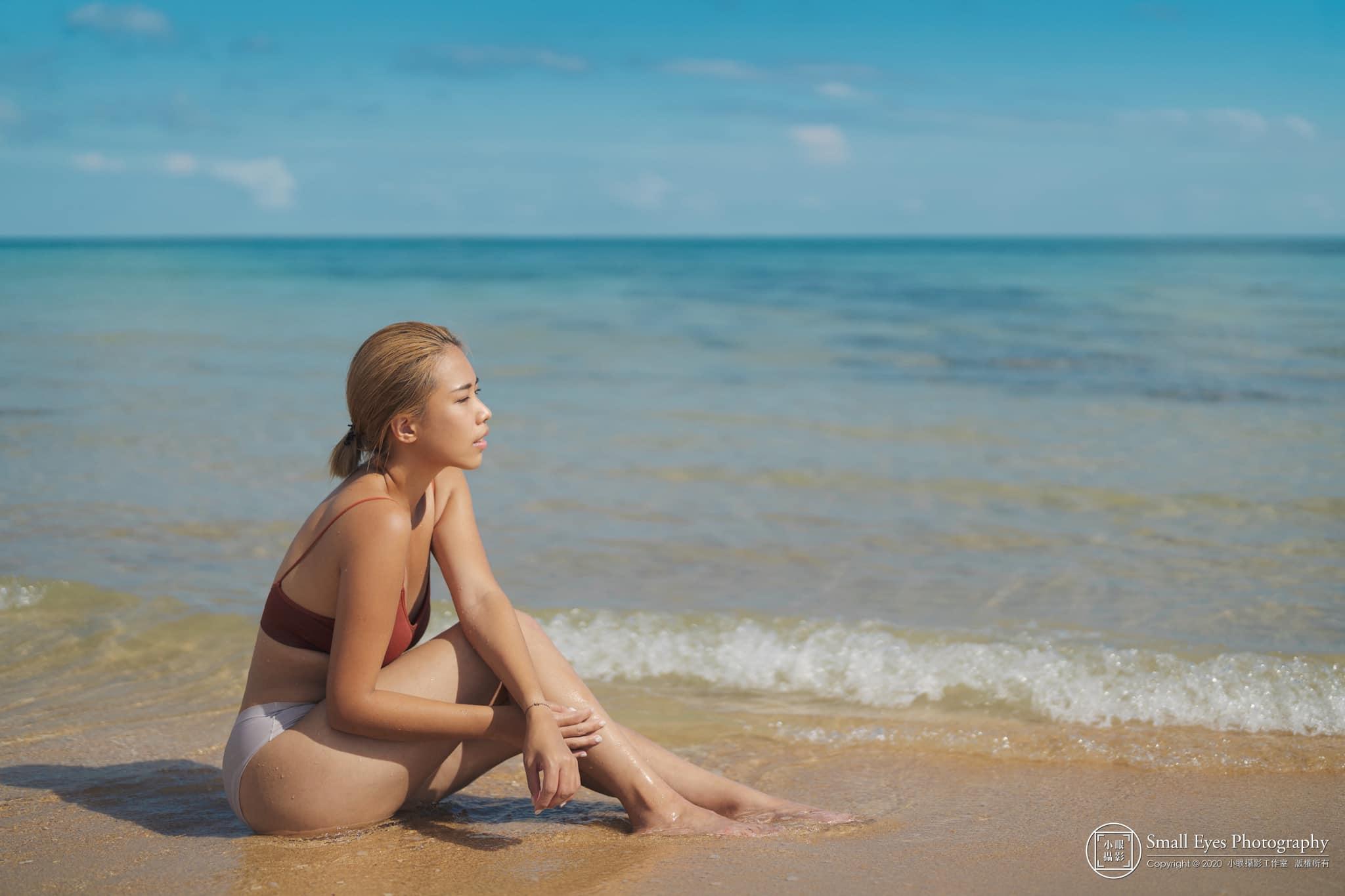 人像‧寫真,小眼攝影,形象寫真,個人寫真,性感寫真,正成集團,Sony,A1,50F12GM,澎湖,隘門沙灘,新秘瓜瓜