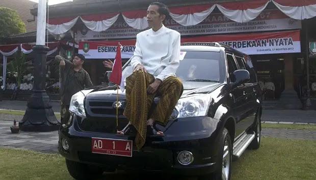 Peluncuran Mobil Nasional Esemka