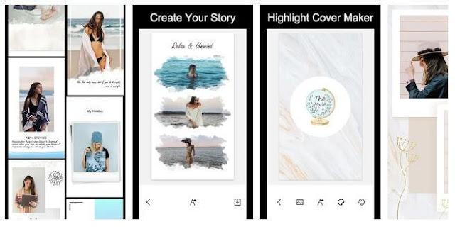 aplicativos para fazer stories criativos
