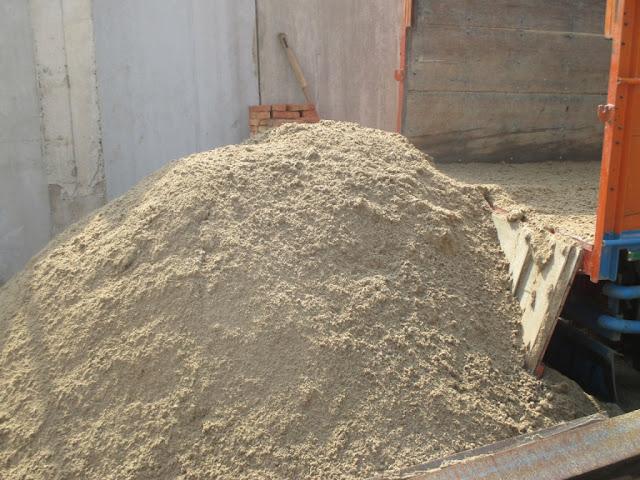 supplier pasir cor tangerang
