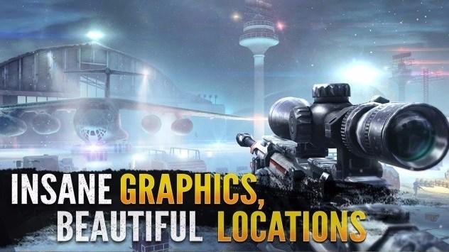 sn1 Sniper Fury v2.6.0d Mod APK Apps
