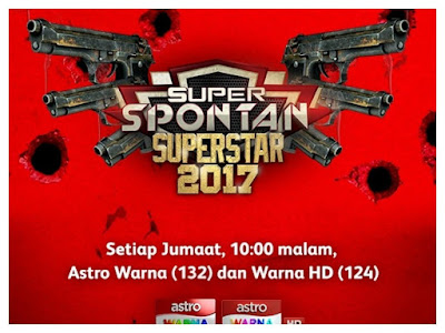 Juara Final Super Spontan Superstar 2017