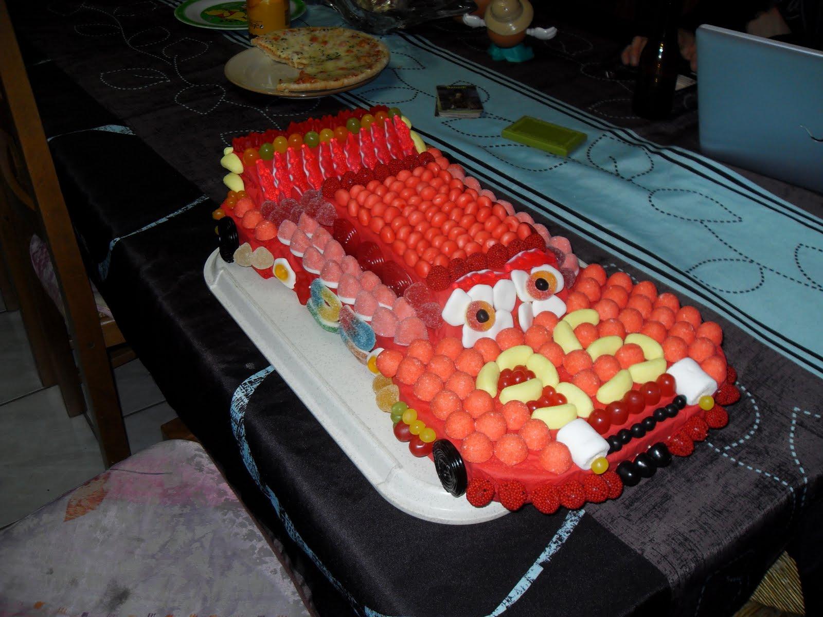 Moule Cake Train