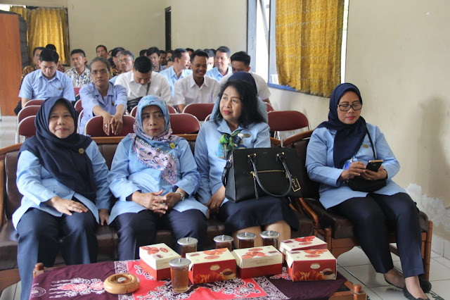 Syawalan dan Halal Bihalal Keluarga Besar Balai RSBKL DIY