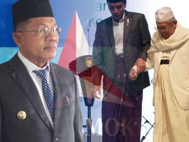 Dukung Jokowi, Petrus Fatlolon Dituding Membelot dari Partai Demokrat