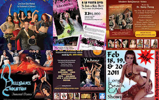 Paula Bellydance Danza Oriental DVD