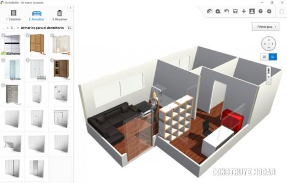 Marzua top 10 mejores aplicaciones para hacer planos de for Aplicacion para disenar muebles