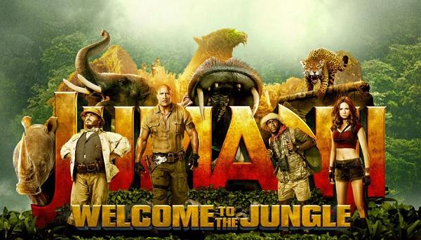 film desember 2017 jumanji welcome to the jungle