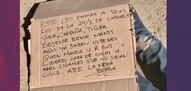"""""""El que a hierro mata a hierro muere"""" , 2 Sicarios de La Barredora 24/7 fueron asesinados de 2 balazos en la cabeza"""