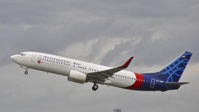 Pernyataan Boeing soal Jatuhnya Pesawat Sriwijaya Air SJ182