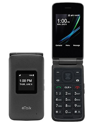 Kazuna eTalk - هاتف أساسي من فريزون