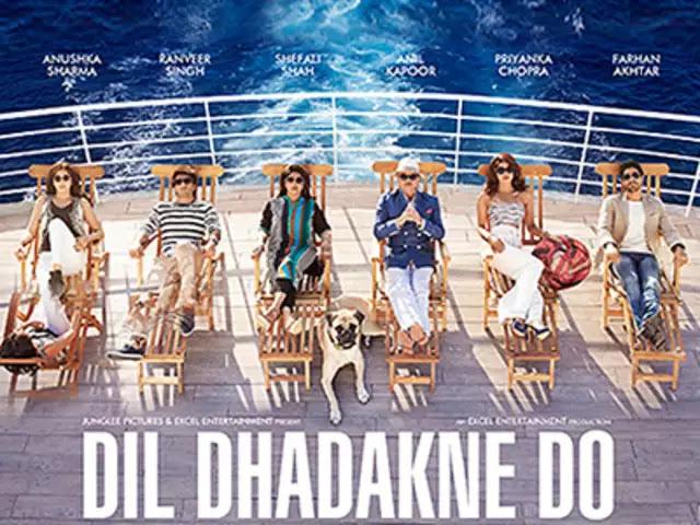 Dil Dhadakne Do – Cruise journey, Turkey, Spain