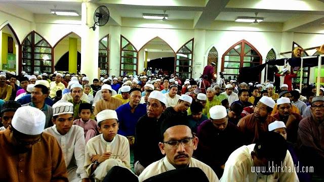 Jemaah Masjid Bandar Tasik Puteri, Rawang