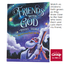 Help Children Build a True Friendship with God!