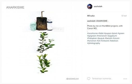 Cara simpan foto instagram di hp android