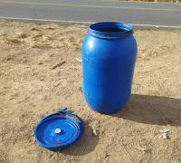 Homem é encontrado morto dentro de barril em lixão de Solânea, na Paraíba