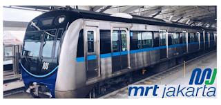 Rekrutmen BUMD Tenaga Pegawai PT MRT Jakarta Tingkat SMK D3 S1 Bulan Maret 2020