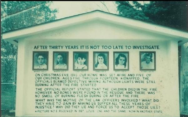 اطفال عائلة سودر المفقودين