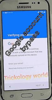 Samsung android device ko factory reset ke bad google account