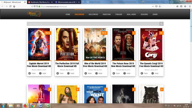 free download latest movies in hd quality for pc