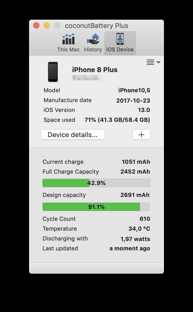 Come visualizzare la data di fabbricazione di un iPhone