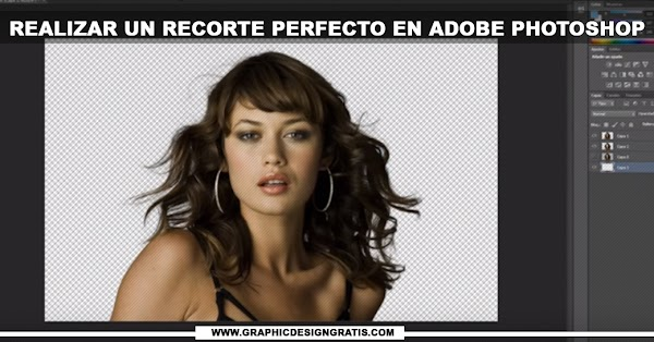 Tutorial: Realizar un recorte perfecto en Adobe Photoshop