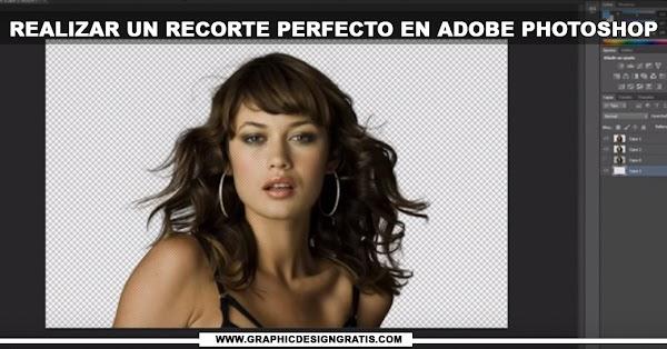 Tutorial: Realizar un recorte perfecto en Adobe Photoshop