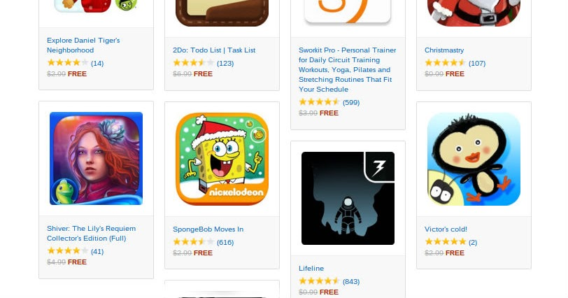 Amazon's Holiday Gift For Android Users - 13 Paid Apps for ...