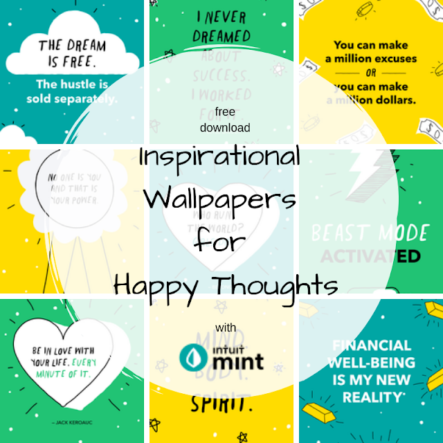 Inspirational Wallpapers for Happy Thoughts - free download