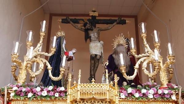 Roban potencias y coronas de dos cofradías de Córdoba