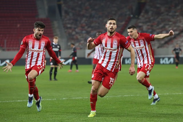 Oλυμπιακός-PSV 4-2: Ασ' τον τρελό στην τρέλα του
