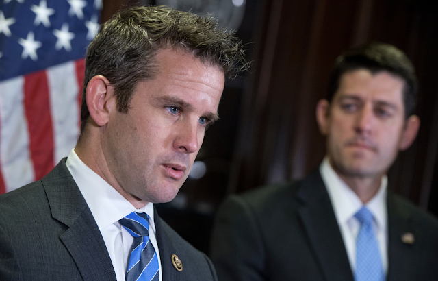 Paul Ryan Aide, Rep. Adam Kinzinger Received Steele Dossier Early, Court Documents Show