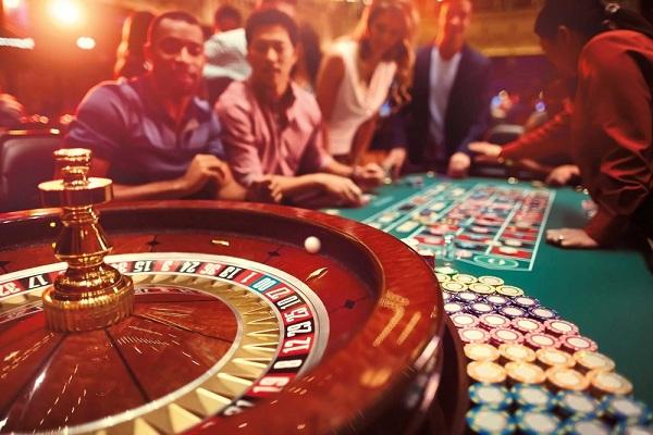 tại sòng bài Casino