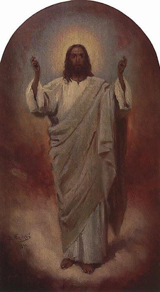 Маковский Владимир Егорович - Иисус Христос. 1894