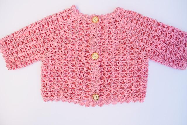 6 - Crochet Chaqueta de verano a crochet y ganchillo por Majovel Crochet