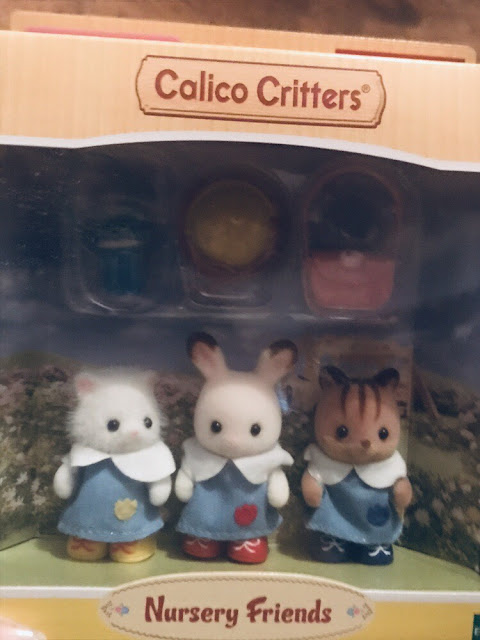 Calico Critters Easter 2019