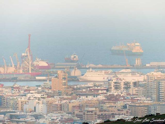 Extrema   delicadeza   de seguridad en Las Palmas de Gran Canaria