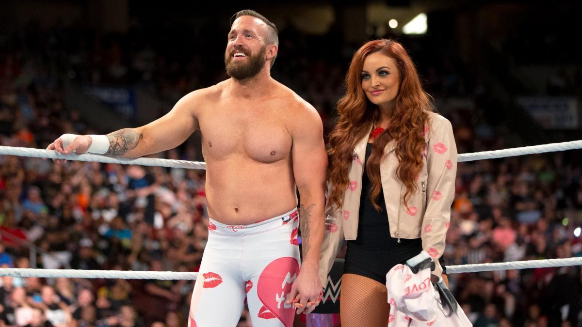 Mike Bennett e Maria Kanellis renovam com a ROH