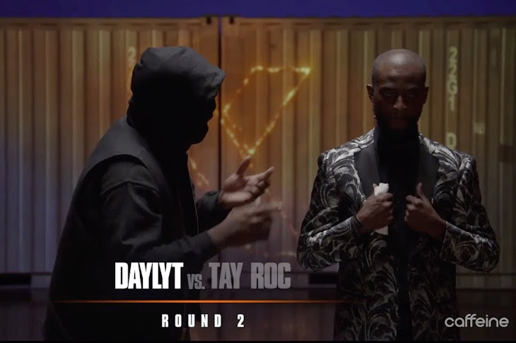Tay Roc vs Daylyt Is Now Available On The URL App