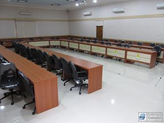 Furniture Kantor Meja Rapat Muat 60 Orang + Furniture Semarang