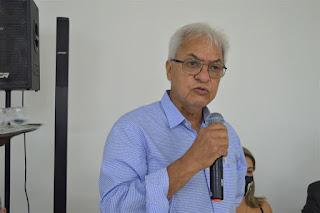 Luís Carlos Martins deixa cargo de Secretário de Educação de Campo Maior