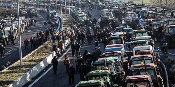 Πολλοί πίστεψαν ότι οι αγρότες θα είναι η σπίθα της ανατροπής