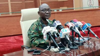 DHQ : Gen.John Enenche, discharge torture Videos