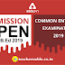 CEE 2019: Admission open for B.Ed. | Apply Now